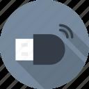 adapter, usb, wifi, wireless icon icon