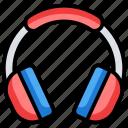 earbuds, earphones, earspeakers, gadget, headphones icon