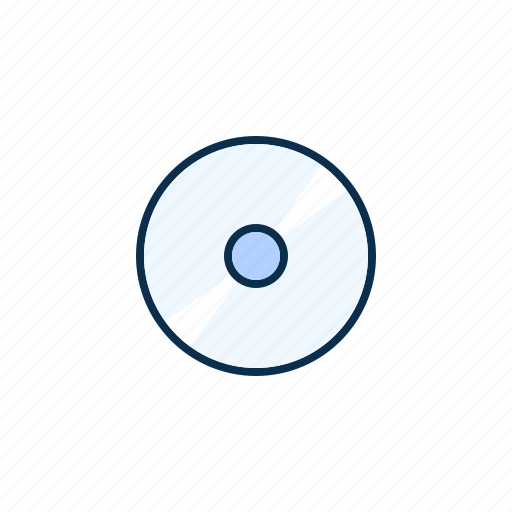 compact, disk, dvd, hardware, mp3 icon