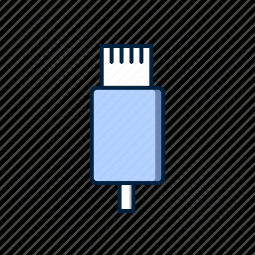 computer, hardware, lan, network, socket icon