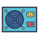 electricity, energy, plug, power, power supply, supply icon