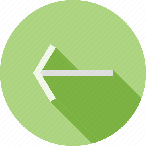 arrow, back, backspace, computer, left, previous, undo icon
