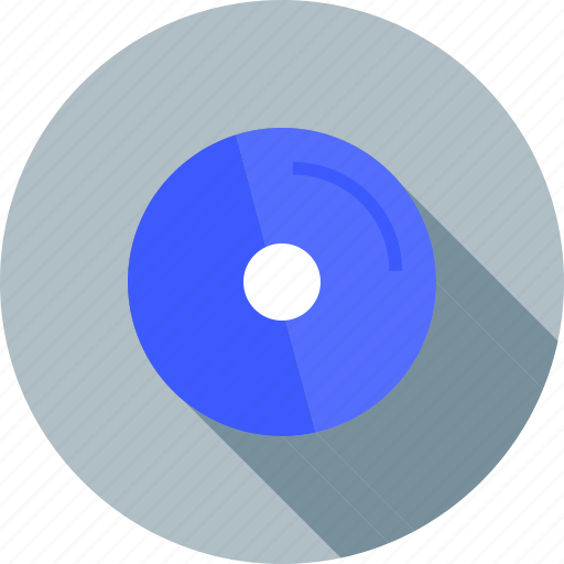 cd, disc, dvd, media, optical, record, round icon