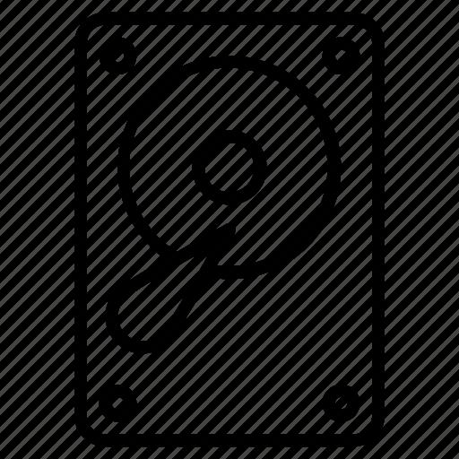 Storage, device, data, hard, disk, drive icon - Download on Iconfinder