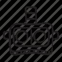 robot, bionic man, humanoid robot, artificial intelligence, automated robot
