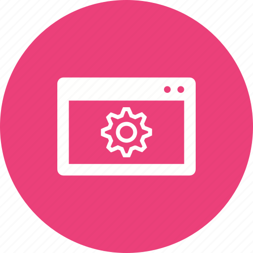 application, applications, install, server, software, system, technology icon