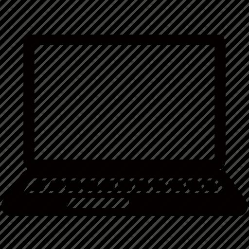 apple, device, laptop, macbook, machine, pc, personal computer icon