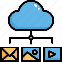 data, app, transfer, email, cloud, computing, storage