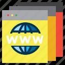 browsers, interface, internet, multimedia, web, webpage, windows
