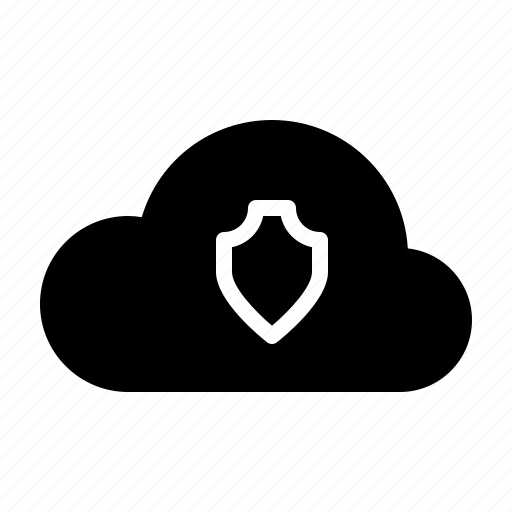 cloud, computer, hardware, it, programming, protection, service icon
