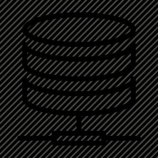 computer, database, hardware, it, programming, service, webdesign icon