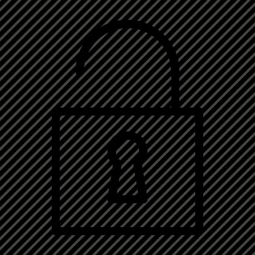 computer, hardware, it, programming, service, unlock, webdesign icon