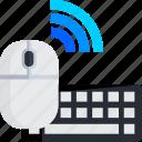keyboard, hardware, mouse, signal, tech, technology, wifi