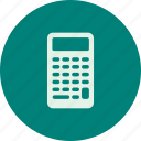 accounting, calculate, calculator icon