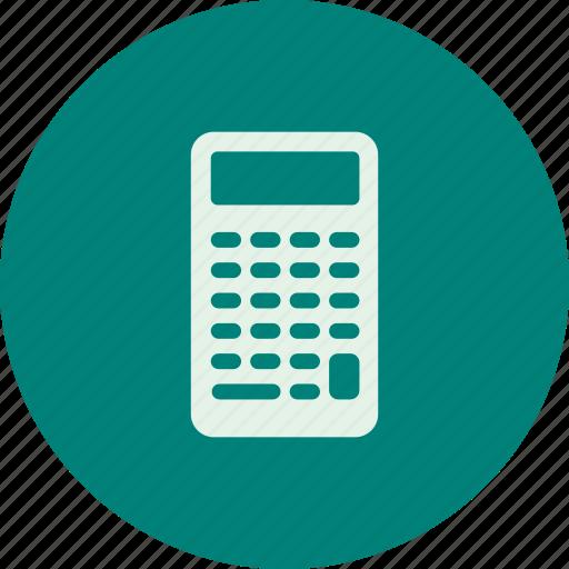 accounting, calculate, calculator icon