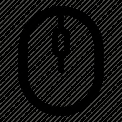 click, computer, cursor, mouse, pointer, scroll, wheel icon