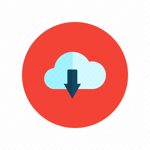 cloud, data, database, hosting, server, storage, upload icon