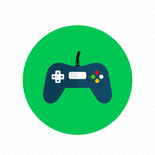 game, games, joystick, multimedia, play, player icon