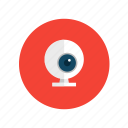 media, multimedia, video, video-chat, webcam icon