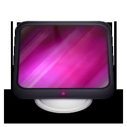 inspired, leffa, on, purple icon