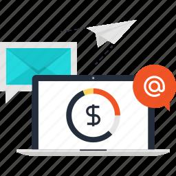 advertising, commerce, digital, electronic, internet, marketing, promotion icon
