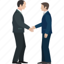 agreement, business, hand, hand shake, partnership, shake hands icon