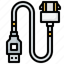 cable, charging, connection, connector, hardware