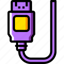 cable, connector, hdmi, plug icon