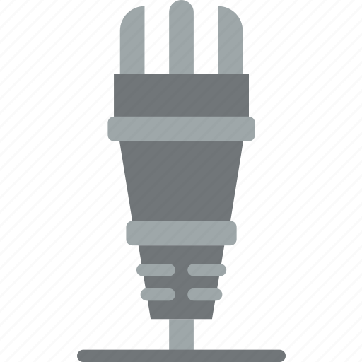 cable, connector, plug, us icon