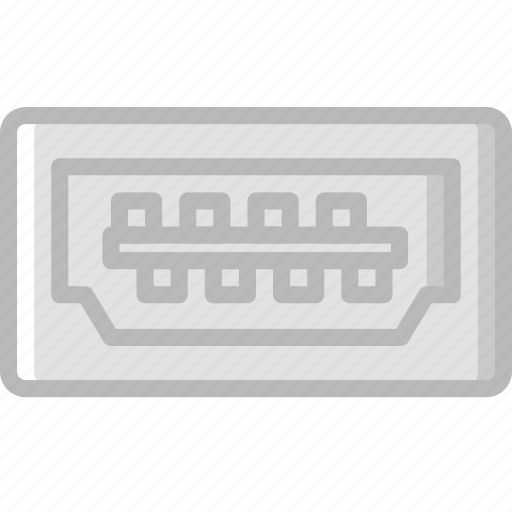 c, cable, connector, plug, type, usb icon