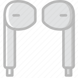 cable, connector, headphones, iphone, plug icon