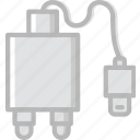 cable, charger, connector, plug