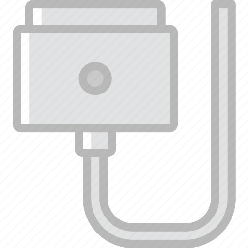 cable, connector, magsafe, plug icon