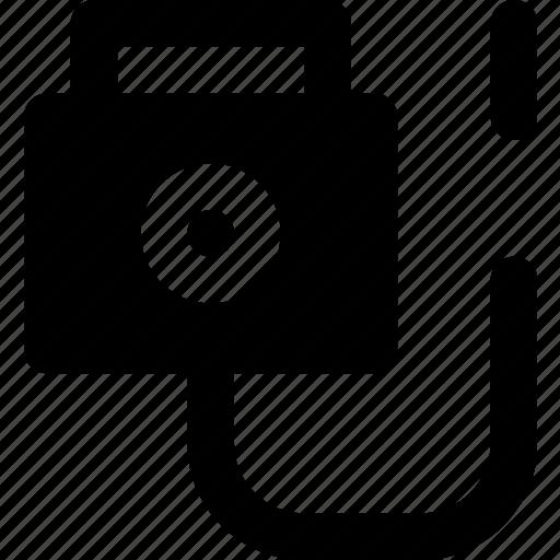 Broken, cable, connector, magsafe, plug icon - Download on Iconfinder