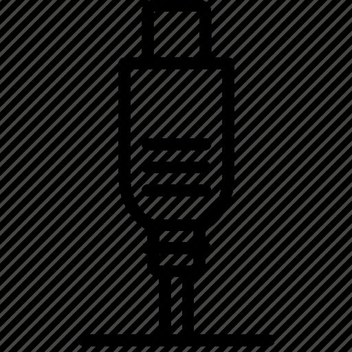 cable  connector  hdmi  plug icon