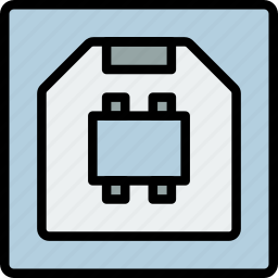 b, cable, connector, plug, type, usb icon
