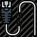 broken, cable, connector, ethernet, plug