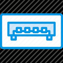 a, cable, connector, micro, plug, usb icon