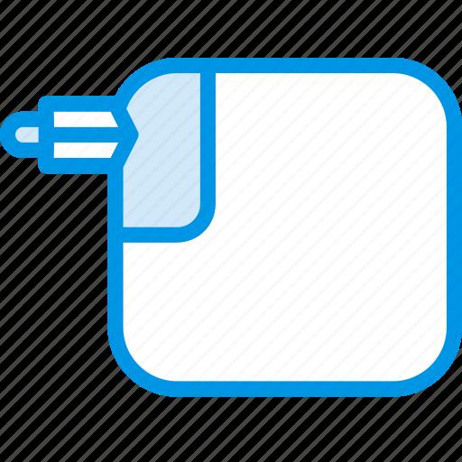 cable, connector, mackbook, plug, socket icon
