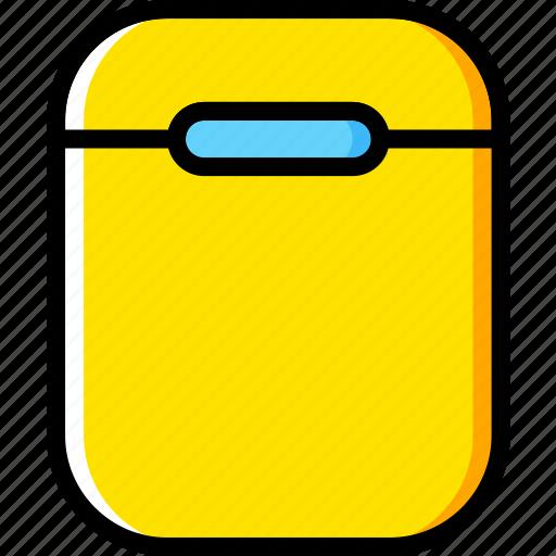 Case, connector, headphones, plug, cable icon - Download