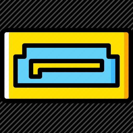 Connector, plug, port, cable, sata icon