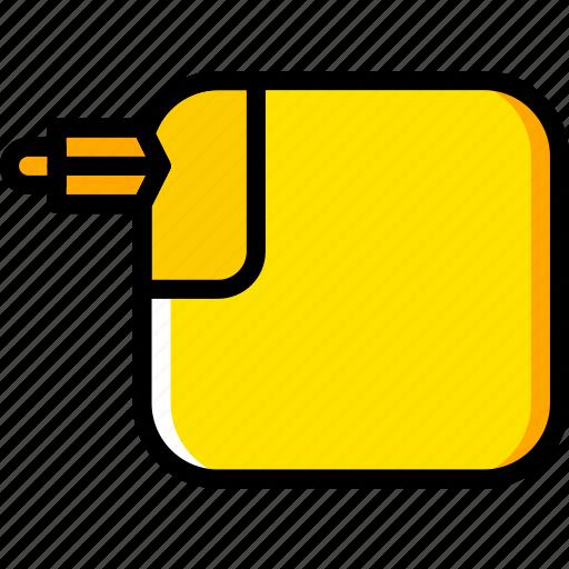 Cable, connector, mackbook, plug, socket icon - Download on Iconfinder