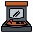arcade, console, game, gaming, machine icon