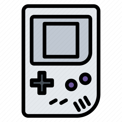 console, device, gadget, game, gameboy icon