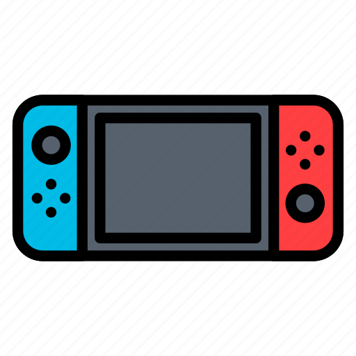 Console, device, game, nintendo, switch icon