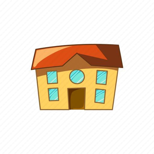 architecture, building, construction, house icon