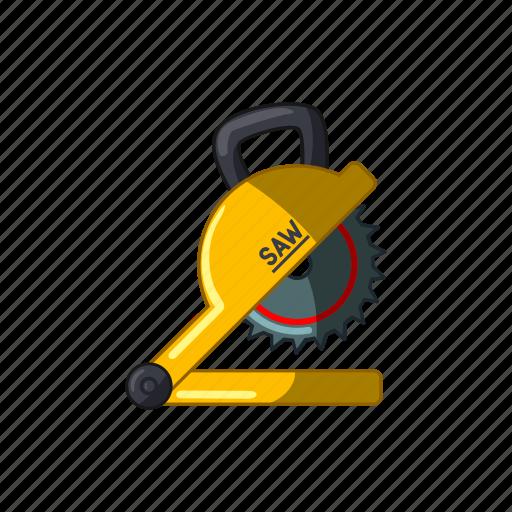 blade, circular, construction, saw, sawblade icon