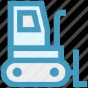 concrete, construction truck, truck, vehicle icon
