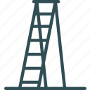 building, construction, contruction, man, materialsstairs, worker icon