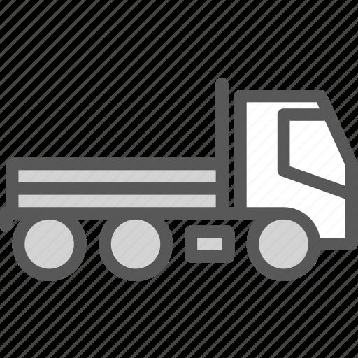 build, car, transport, truck icon